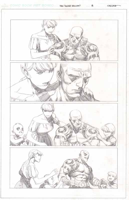 Guardians of the Infinity # 2 pg 8