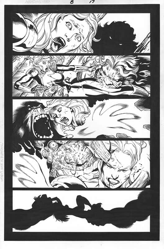 Amazing X-men # 8 pg17