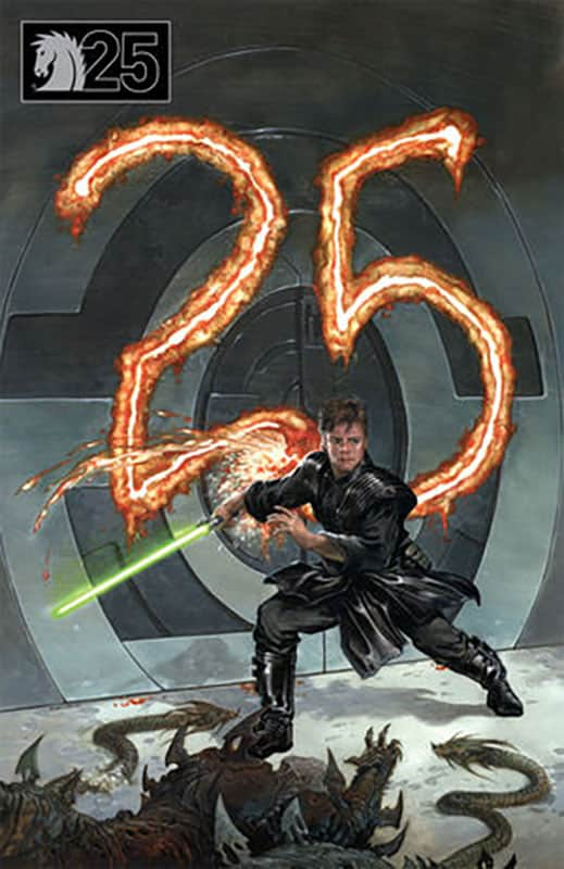 Star Wars: Invasion—Revelations #1 25th Anniversary