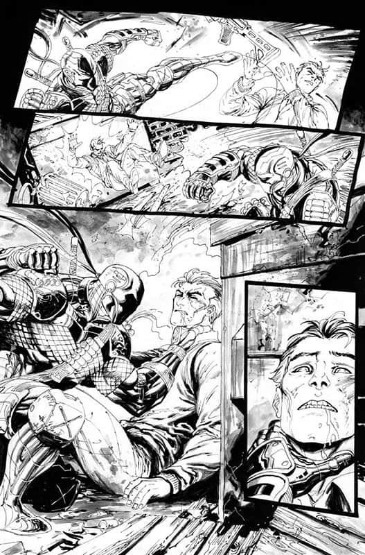 Deathstroke #15 pg19