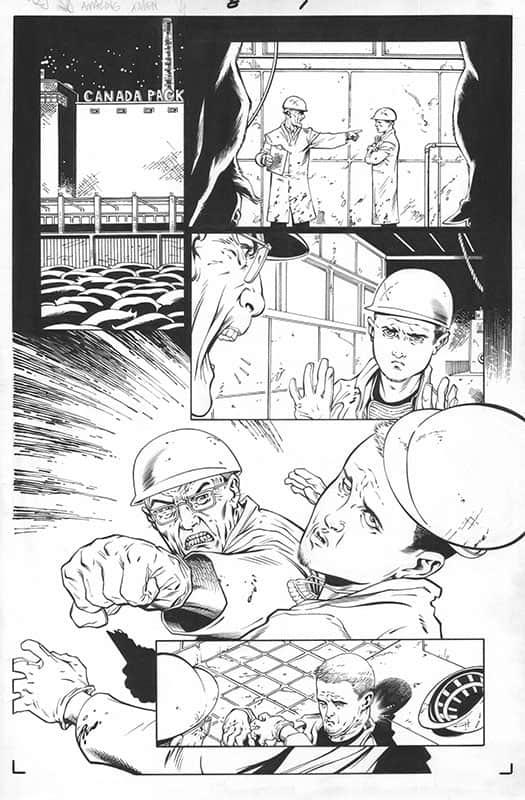 Amazing X-men # 8 pg 1