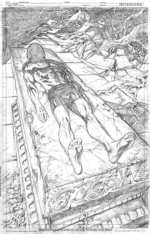 Red Hood & the Outlaws #18 pg 1