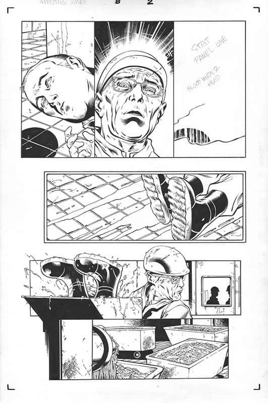 Amazing X-men # 8 pg 2