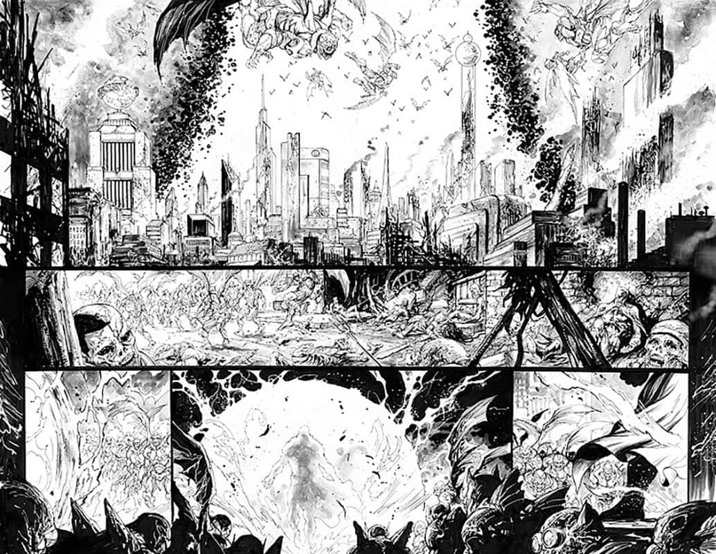 Action Comics #967 pg 2&3