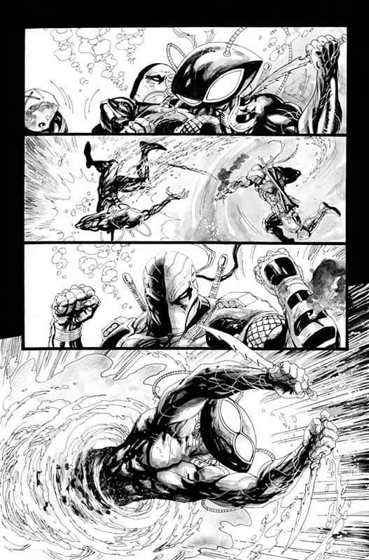 Deathstroke #12 pg 4
