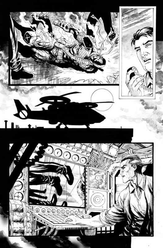 Deathstroke #14 pg 4