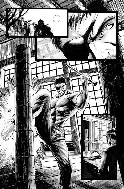 Deathstroke #11 pg 5