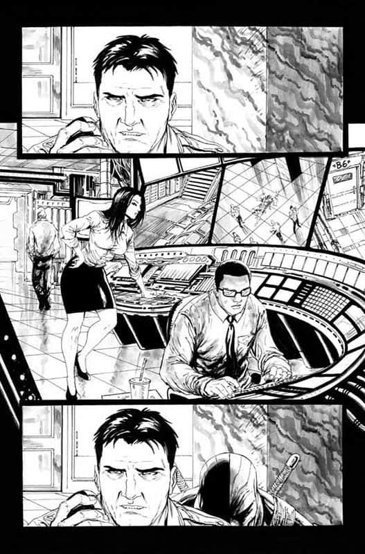Deathstroke #14 pg 5