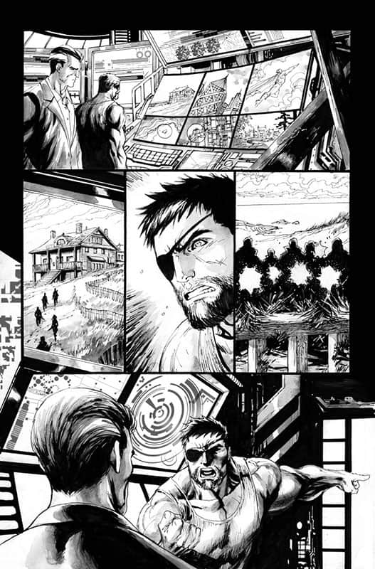 Deathstroke #11 pg 6