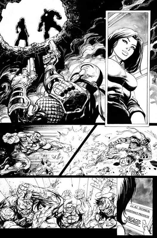 Deathstroke #15 pg 6