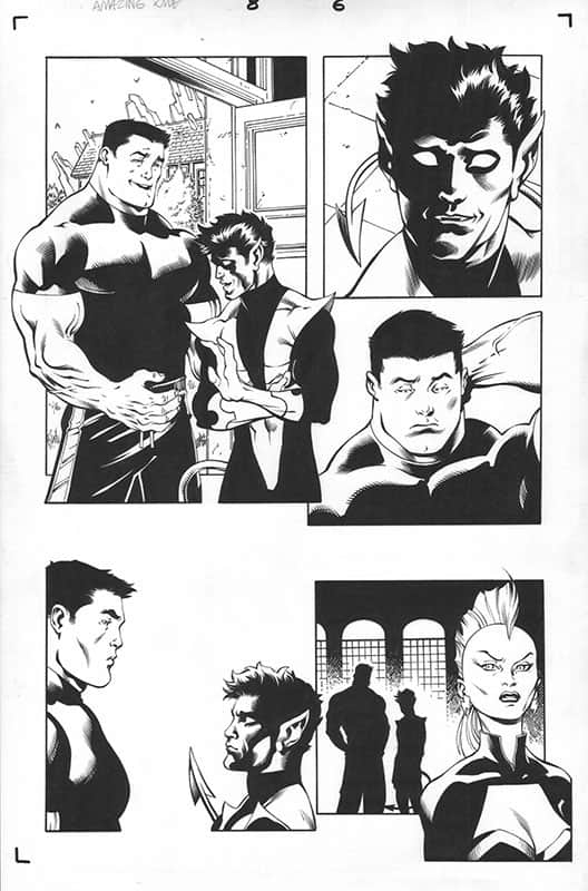 Amazing X-men # 8 pg 6