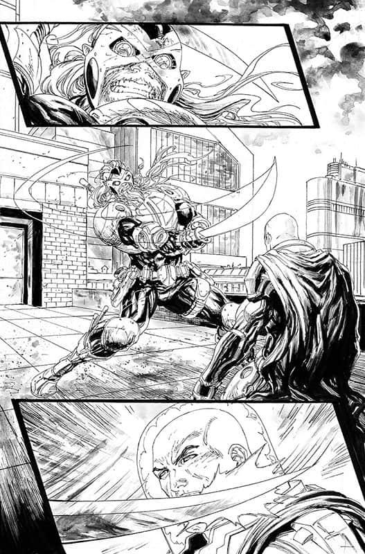 Action Comics #968 pg 6
