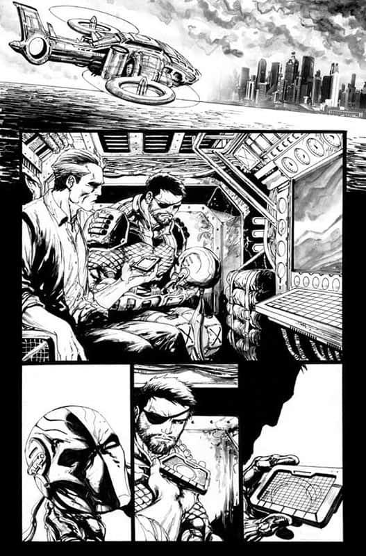 Deathstroke #14 pg 7