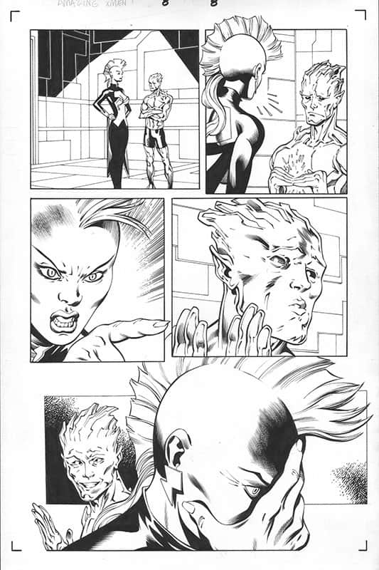 Amazing X-men # 8 pg 8