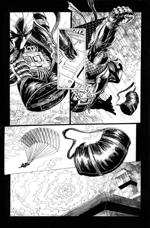 Deathstroke #11 pg 9