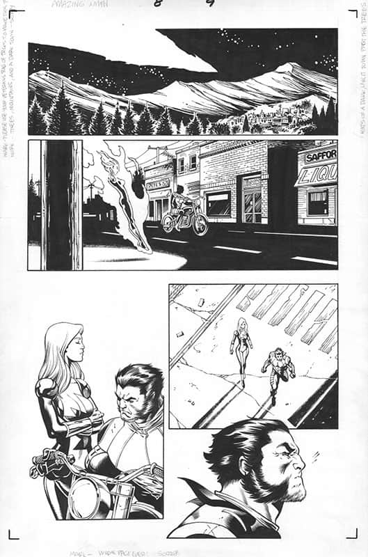 Amazing X-men # 8 pg 9