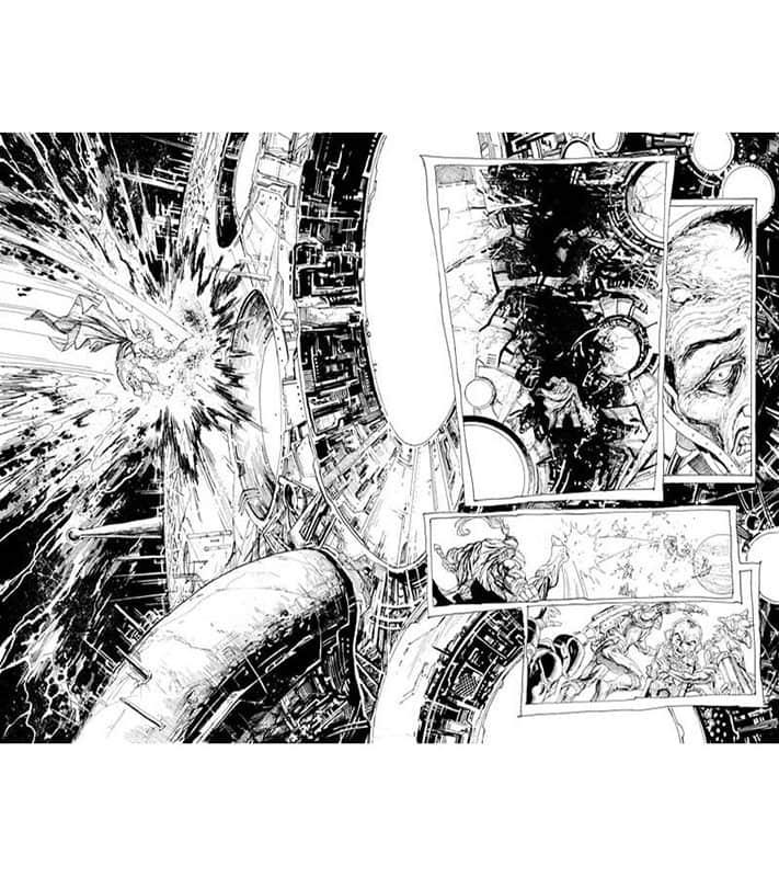 Action Comics #22 pg 6&7