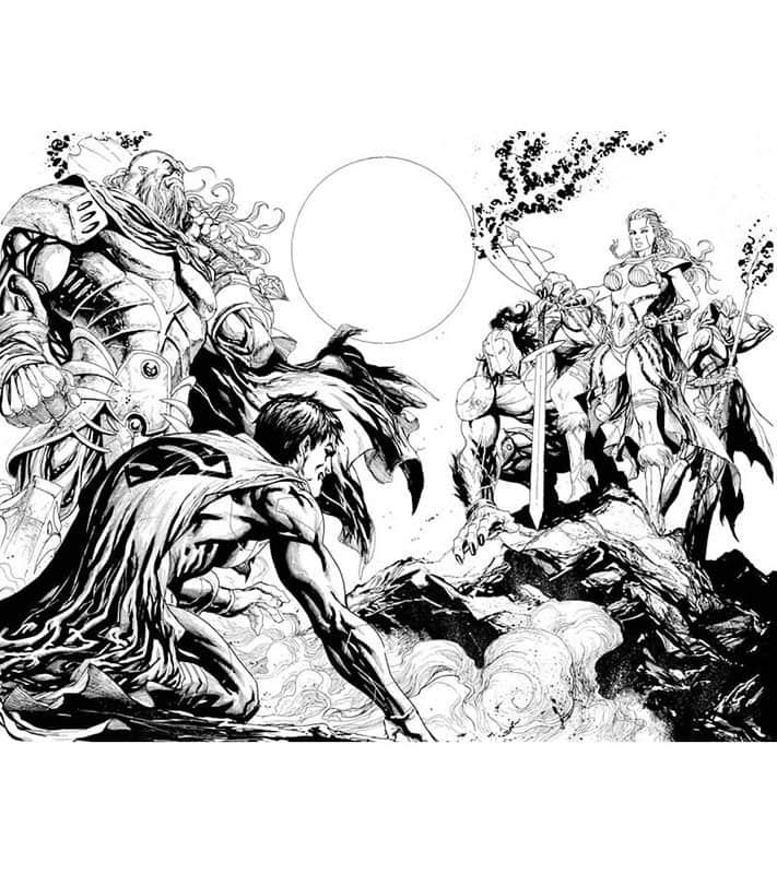 Action Comics #23 pg 2&3