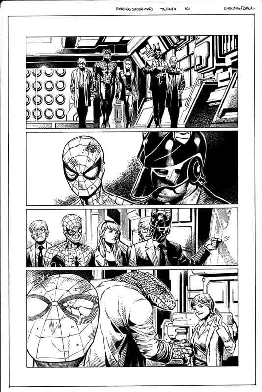 Dead No More: Clone Conspiracy # 2 pg10