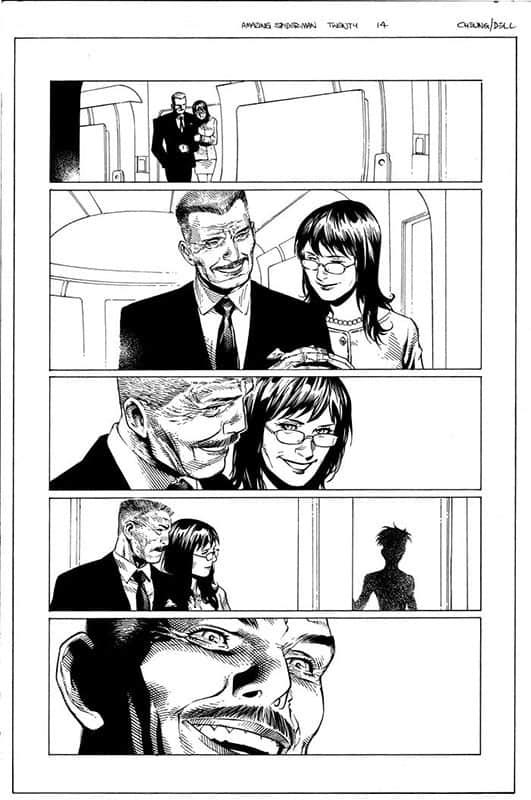 Dead No More: Clone Conspiracy # 2 pg14