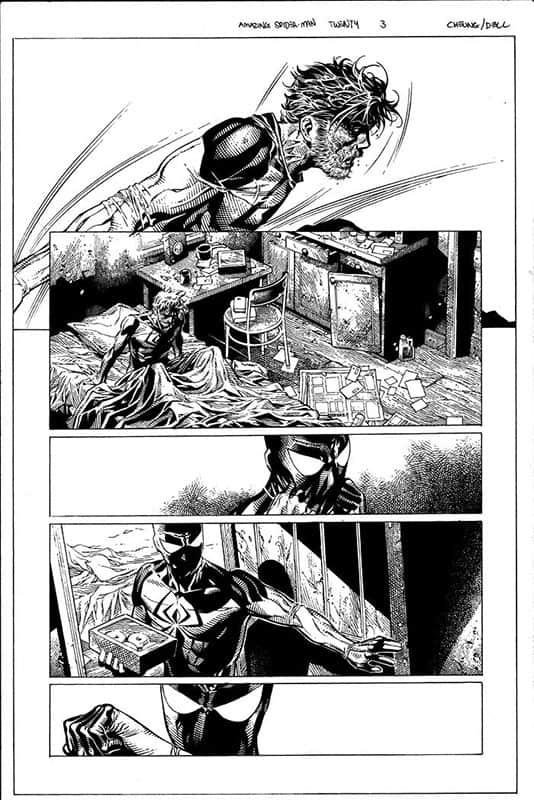 Dead No More: Clone Conspiracy # 2 pg 3