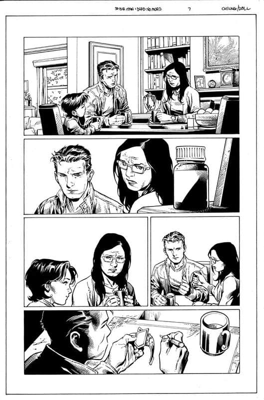 Dead No More: Clone Conspiracy # 1 pg 7