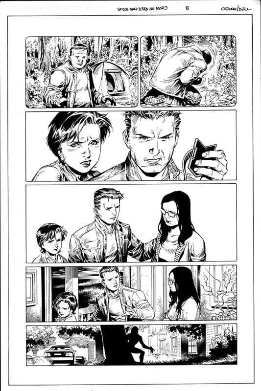Dead No More: Clone Conspiracy # 1 pg 8