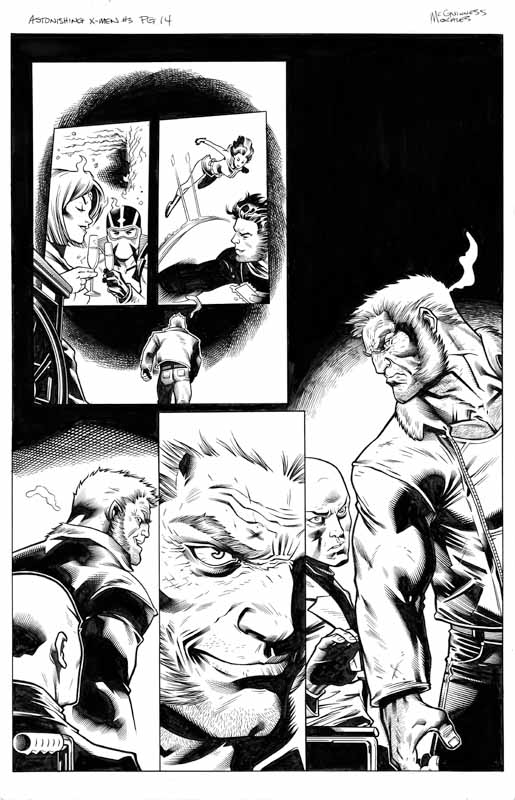 Astonishing X-men # 3 pg14