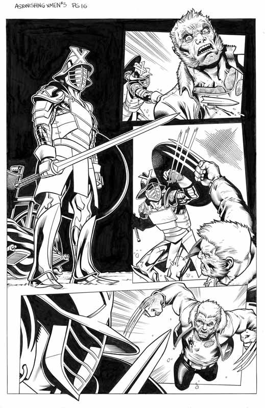 Astonishing X-men # 3 pg16