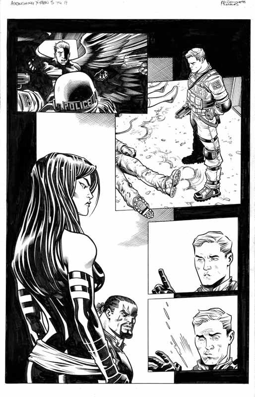Astonishing X-men # 3 pg19