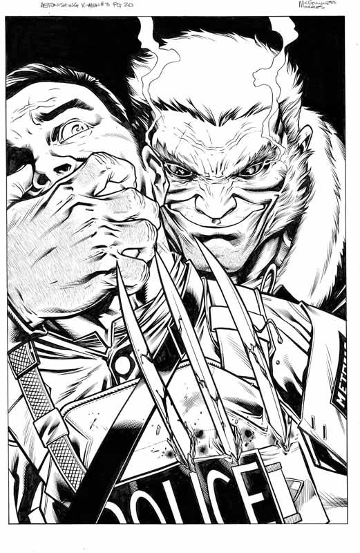 Astonishing X-men # 3 pg20