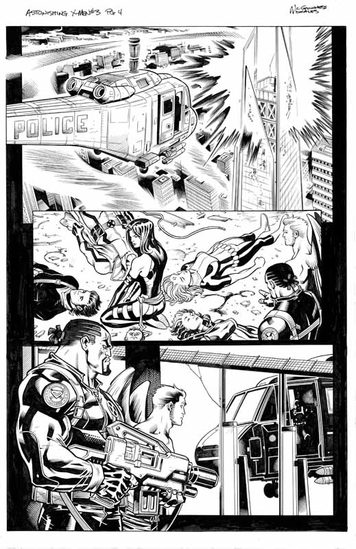 Astonishing X-men # 3 pg 4