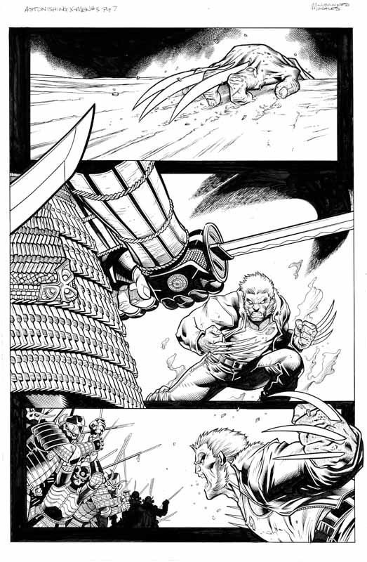Astonishing X-men # 3 pg 7