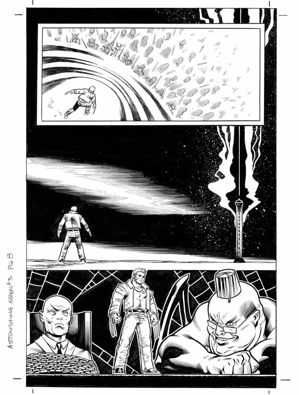 Astonishing X-men # 3 pg 8