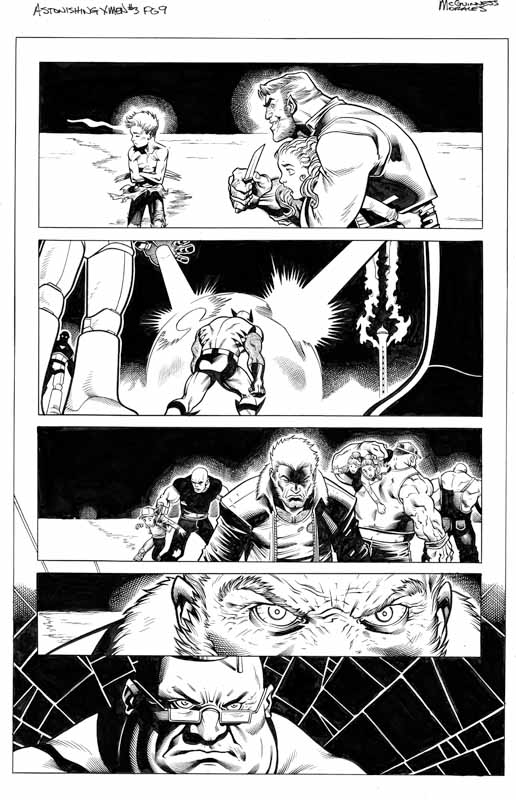 Astonishing X-men # 3 pg 9