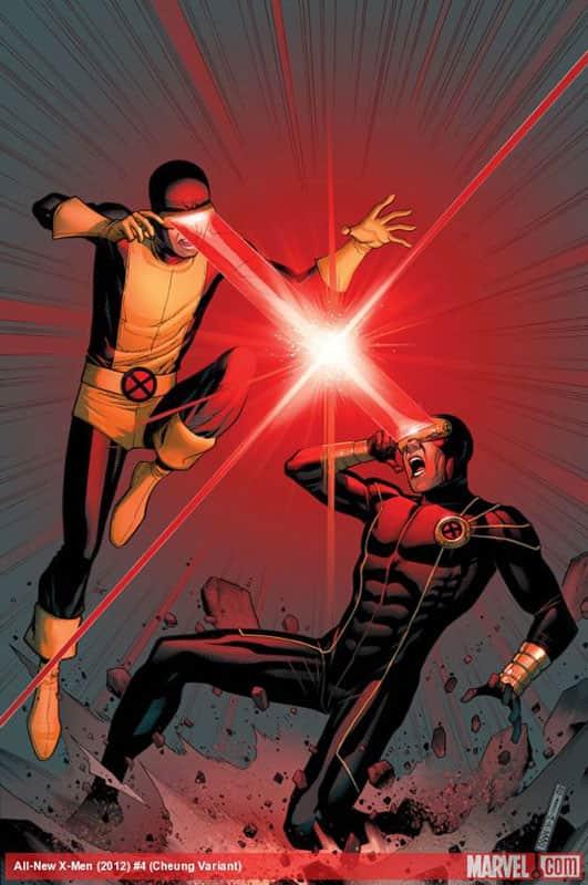 All New X-Men # 4