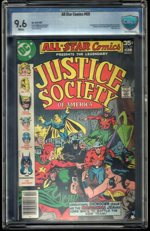 All-Star Comics #69