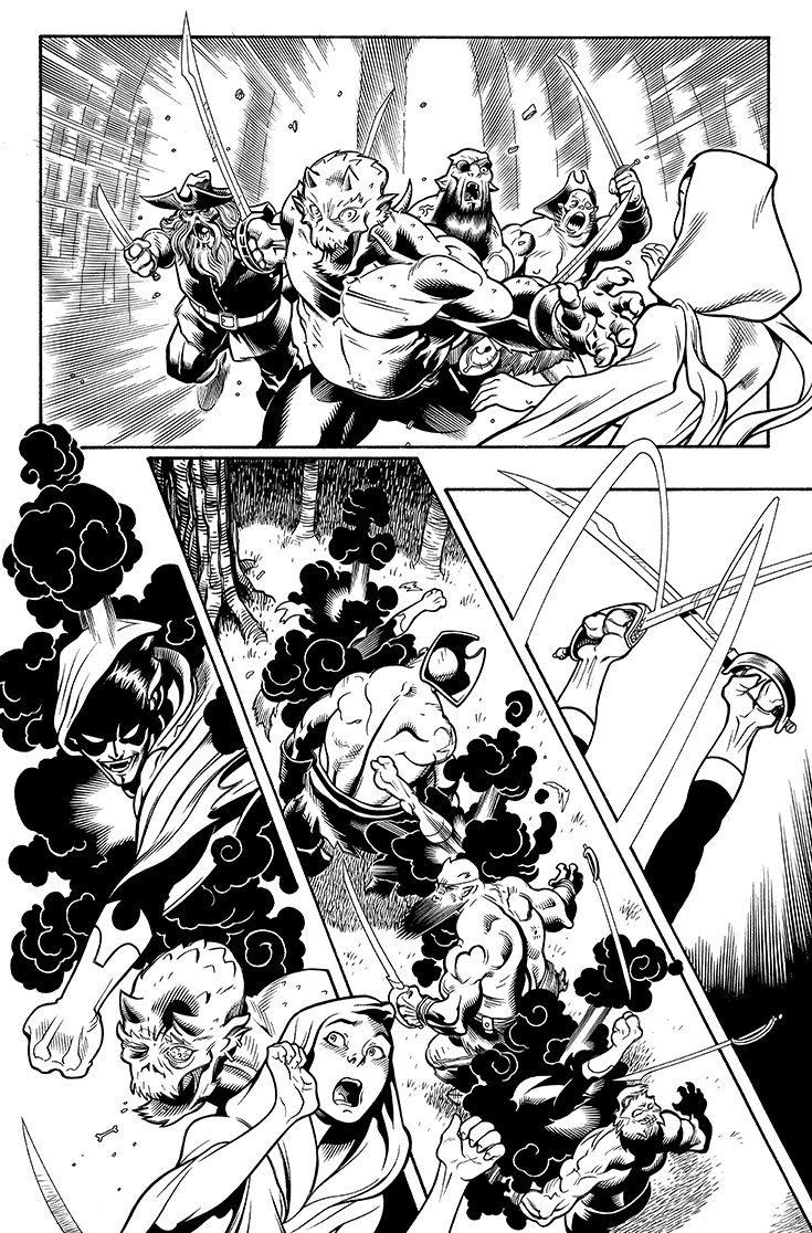 Amazing X-Men # 1 pg 4