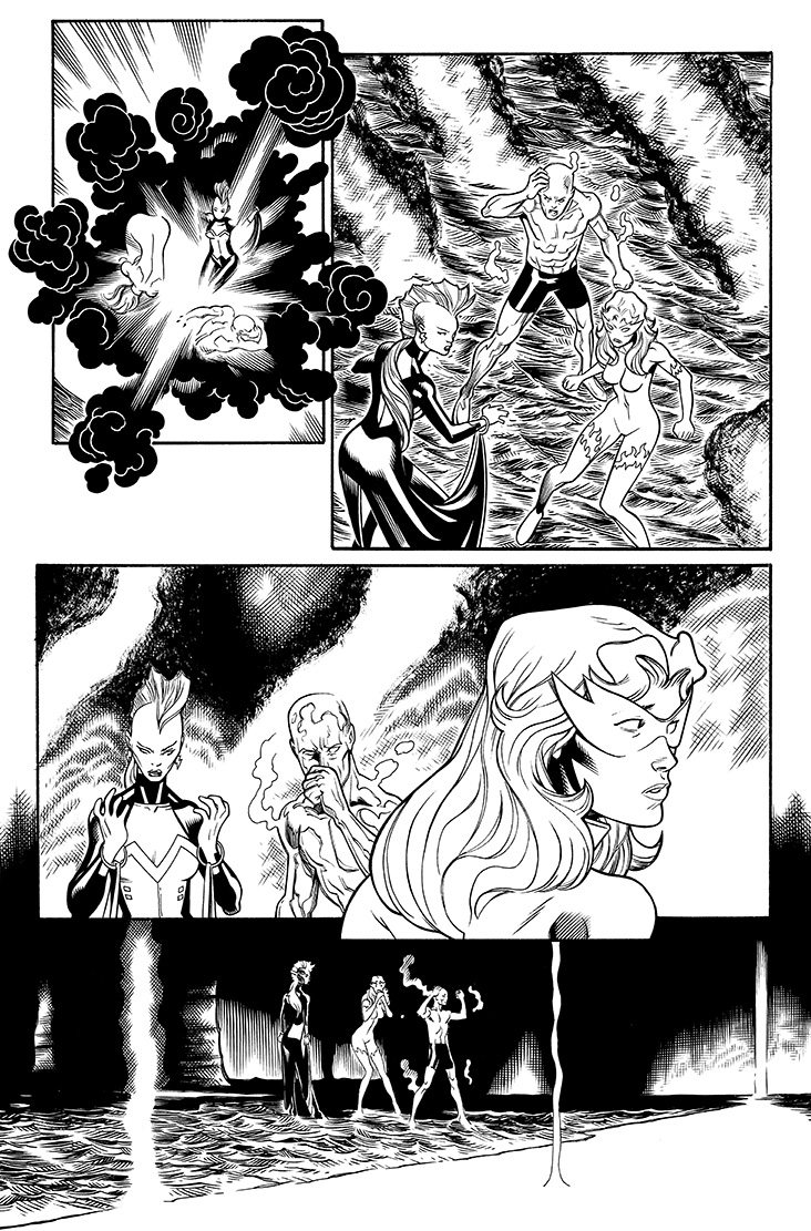 Amazing X-Men # 2 pg 1