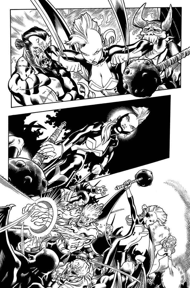 Amazing X-Men # 2 pg 5
