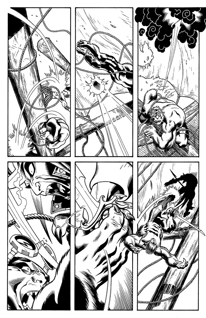 Amazing X-Men # 3 pg 6
