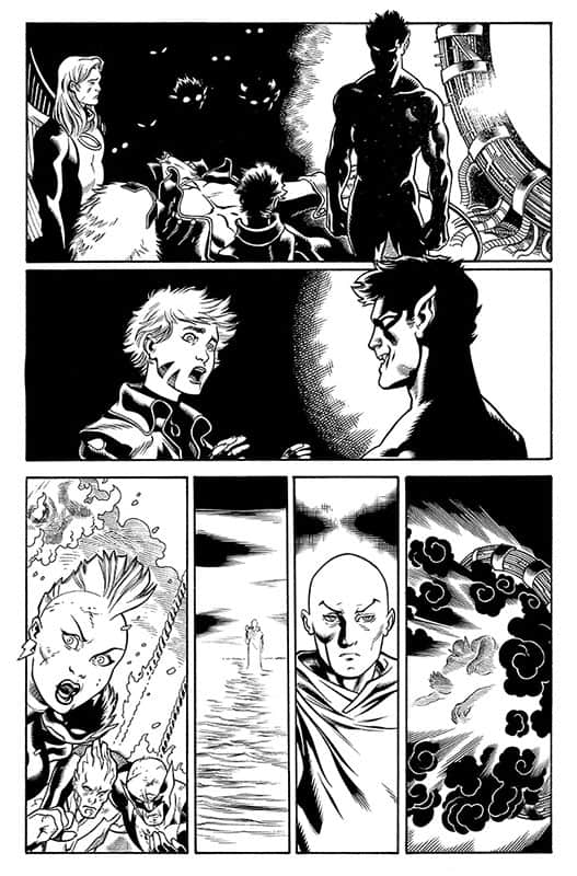 Amazing X-men # 5 pg17