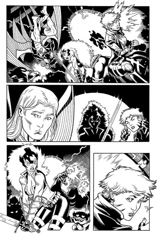 Amazing X-men # 5 pg 2