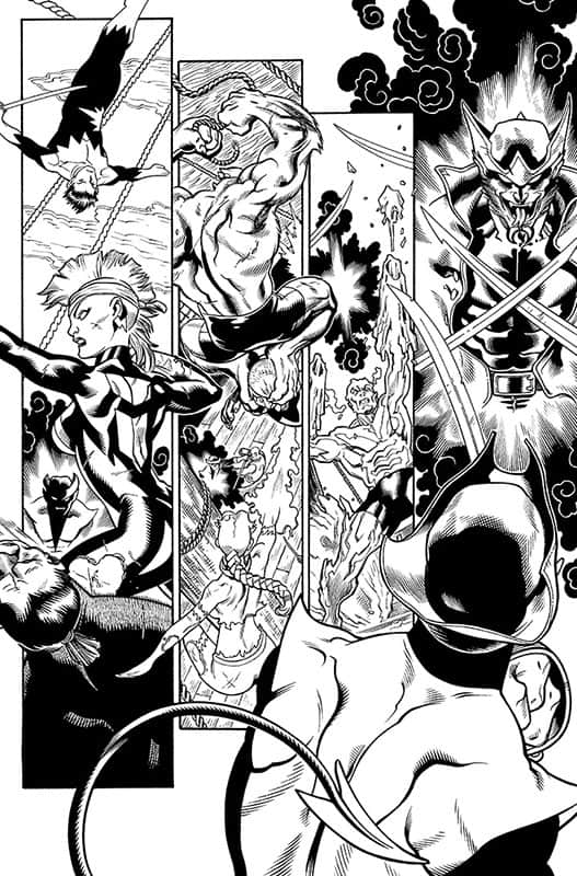 Amazing X-men # 5 pg 6