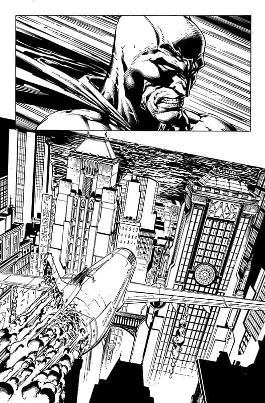 Batman # 1 Rebirth pg 15