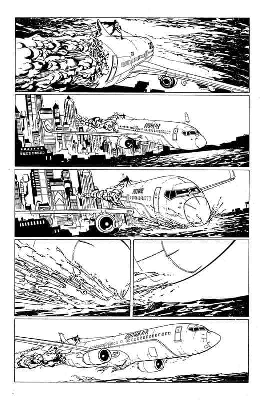 Batman # 1 Rebirth pg 19
