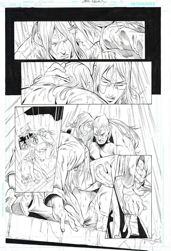 Birds of Prey # 5 pg 2