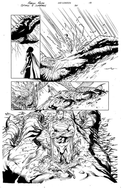 Batman Superman #30 pg19