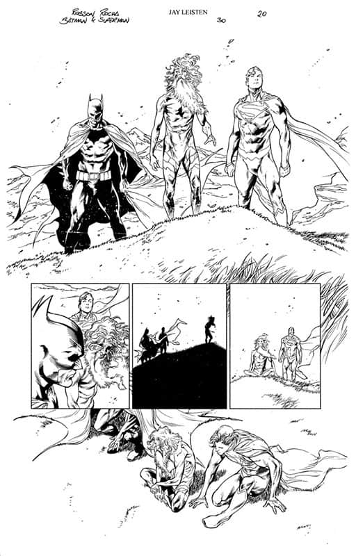 Batman Superman #30 pg20
