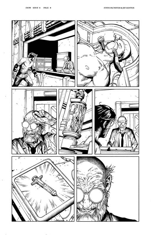 Death of Wolverine #4 pg 8